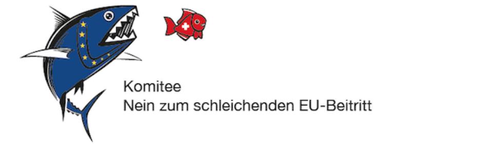 Komitee Nein zum schleichenden EU-Beitritt